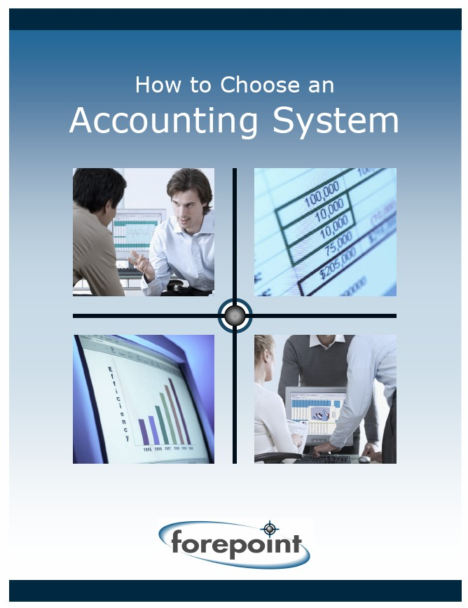 a guide to selecting accounting software Best practice steps to software selection dr bob spencer and randy johnston, evp k2 enterprises, have consulted to businesses across nearly all known industries for more than 30 years bob.